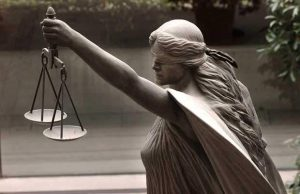 Paralegal Service Toronto with Lady Justice