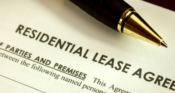 tenant agreement