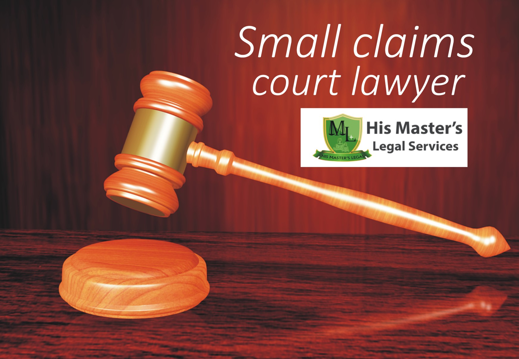 small claims court lawyer toronto