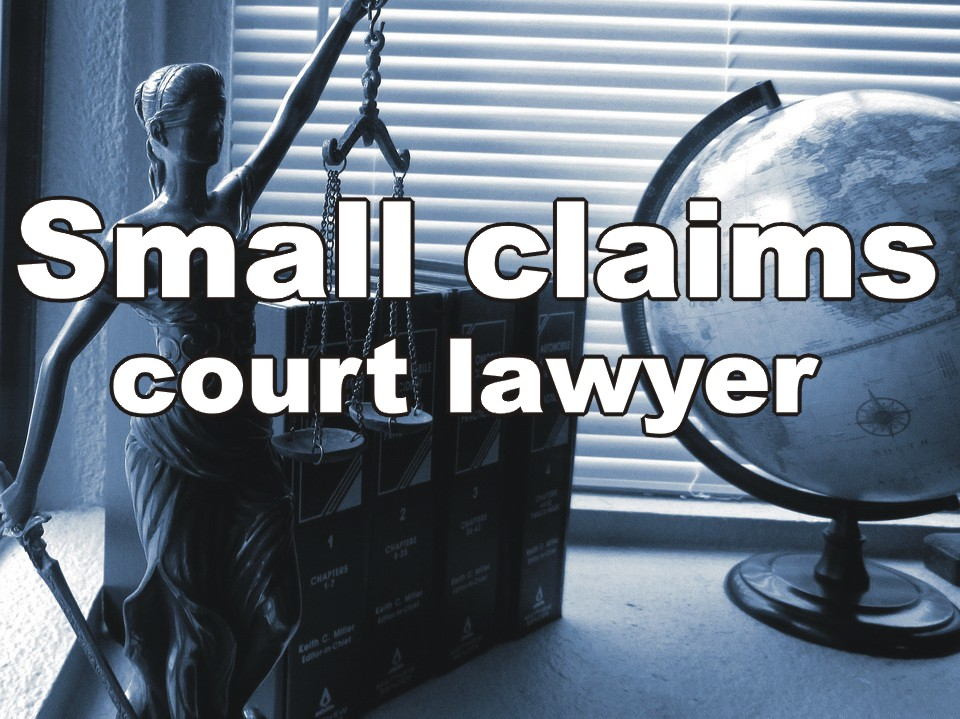 small claims paralegal in toronto